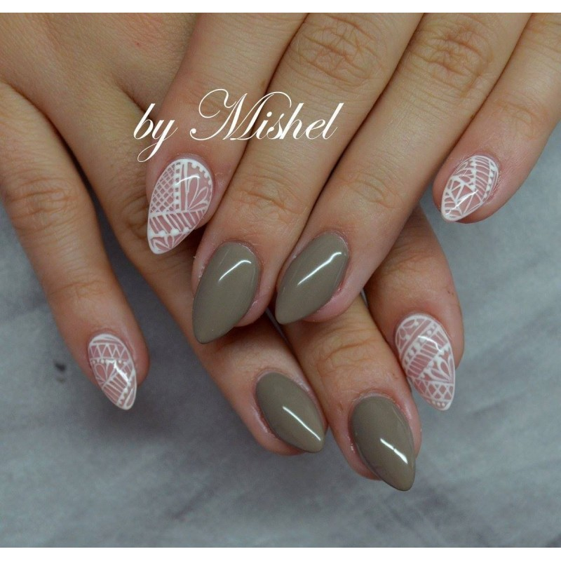 Gel Couleur Taupe