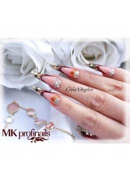 Gel Couleur Prosecco Glitter