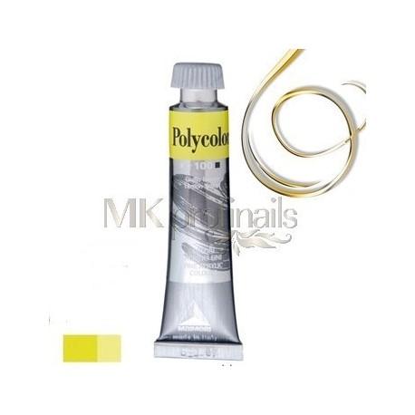 Polycolor Yellow Lemon