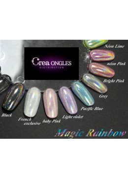 Pigment holographic Magic Rainbow