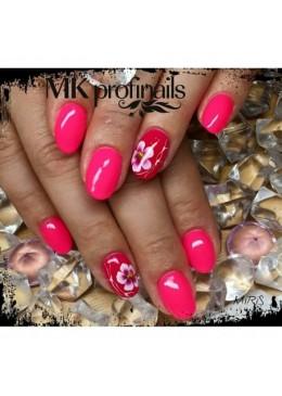 Gel Couleur Néon Sharp Pink