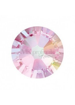 Crystal Swarovski Light rose AB SS5