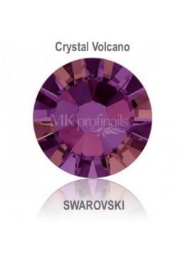 Crystal Swarovski Volcano SS10