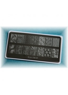 Plaque Stamping N°9