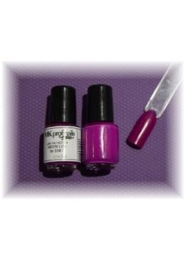 Vernis Stamping néon lilla