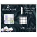 Chessbord Swarovski Crystal AB