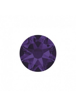 Crystal Swarovski Purple Velvet SS5