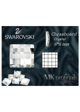 Chessbord Swarovski Crystal