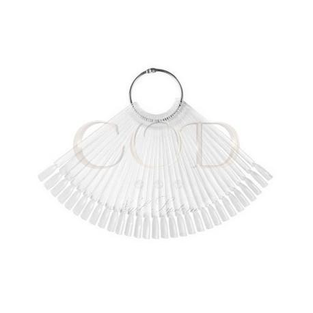 Nuancier clear anneau
