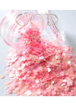 Mix pastel rose