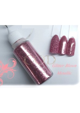 Glitter Blown Metallic 01
