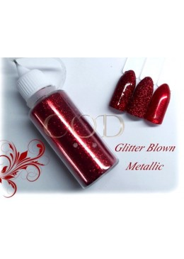 Glitter Blown Metallic 02