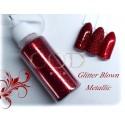 Glitter Blown Metallic 02