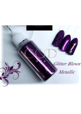 Glitter Blown Metallic 03