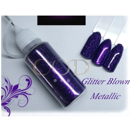 Glitter Blown Metallic 04