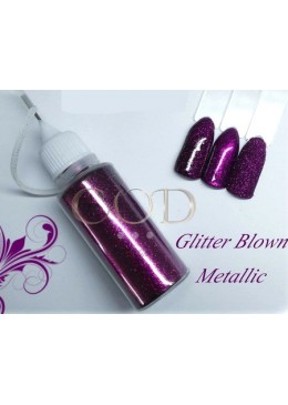 Glitter Blown Metallic 07