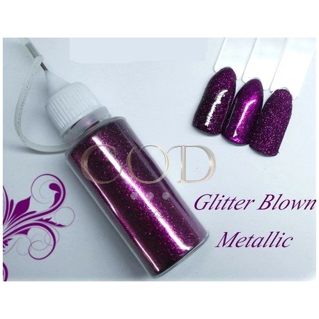 Glitter Blown Metallic 07