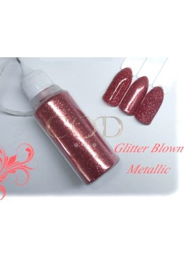 Glitter Blown Metallic 09