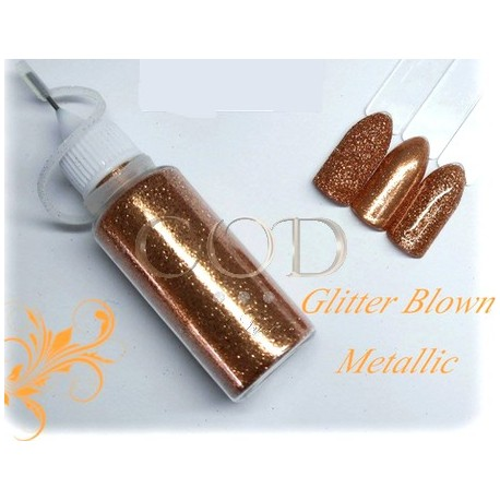 Glitter Blown Metallic 11