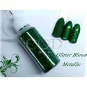 Glitter Blown Metallic 12