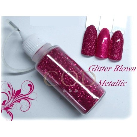 Glitter Blown Metallic 17