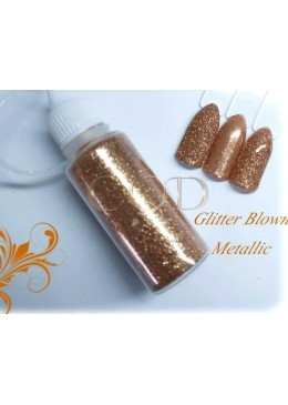 Glitter Blown Metallic 18