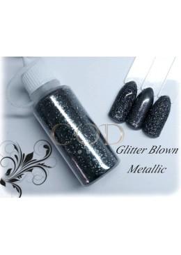 Glitter Blown Metallic 20