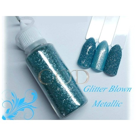 Glitter Blown Metallic 21