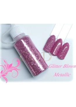 Glitter Blown Metallic 23