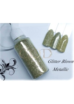 Glitter Blown Metallic 24