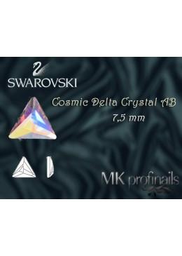 Swarovski Cosmic Delta Crystal AB