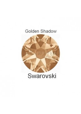 Crystal Swarovski Golden Schadow SS5