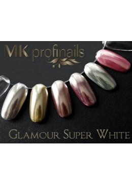 Glamour Super White Silver