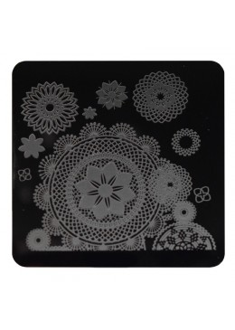 Plaque Stamping N°38