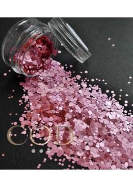 Mix Satin rose