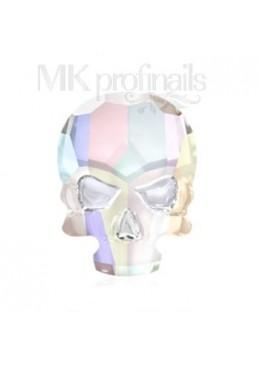 Skull Flat AB Swarovski