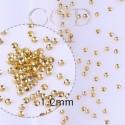 Studs gold 1.2mm