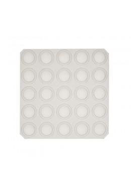 Pastilles adhésifs en silicones