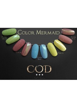 Color Mermaid Corail