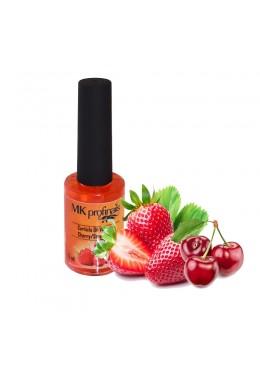 Huile pour cuticules parfum fruit rouge