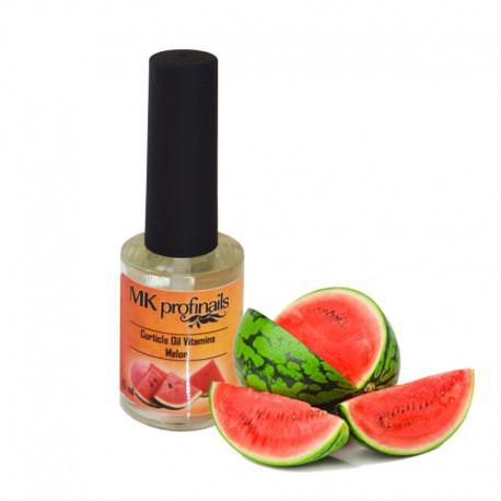 Huile pour cuticules parfum pastèque