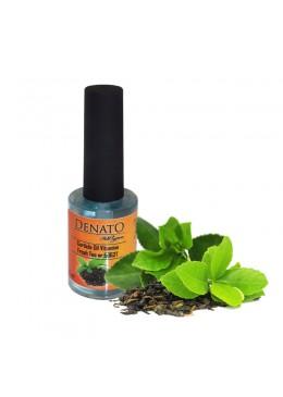 Huile pour cuticules parfum thé vert
