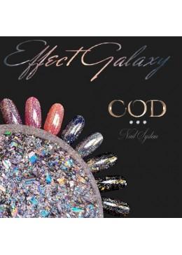 Effet Galaxy Holo-Flakes