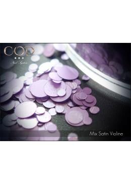 Mix Satin Violine