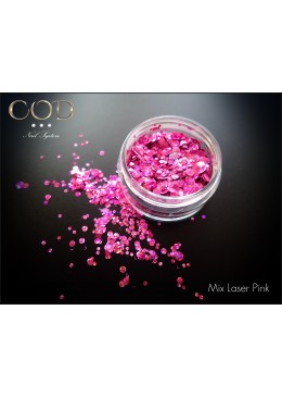 Mix laser fuchsia