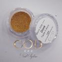 Micro bille +++ doré 0.4mm