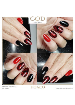 Gel Couleur Vamp Red