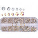 Mix Strass Crystal/ AB