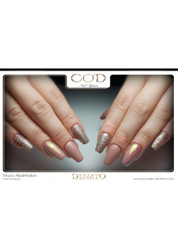Gel Couleur Nude Brown