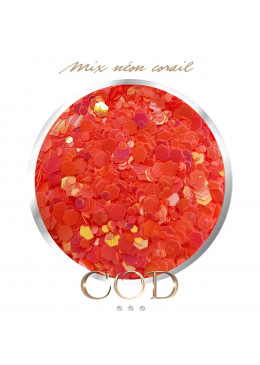Mix Néon Corail